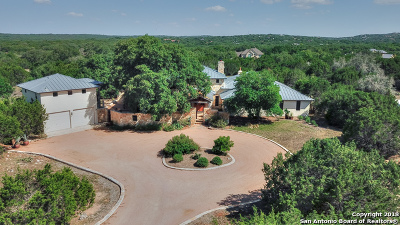 Boerne TX Single Family Home New: $940,000