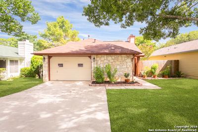 San Antonio Single Family Home New: 5523 Dashing Creek St