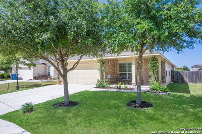 New Braunfels Single Family Home For Sale: 2139 Echo Hills Dr