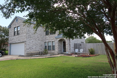 San Antonio Single Family Home New: 7902 Bronzerock Dr
