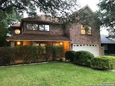 San Antonio Single Family Home New: 6146 Border Trail Dr
