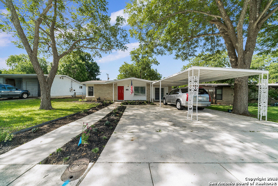 San Antonio Single Family Home Back on Market: 222 Lanark Dr
