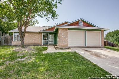 San Antonio Single Family Home New: 14707 Highland Peak
