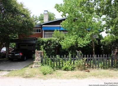 San Antonio Single Family Home New: 223 Paul St