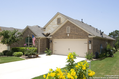 Helotes Single Family Home New: 16235 Ondara