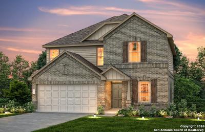 San Antonio Single Family Home New: 10943 Rustic Cedar