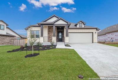Cibolo Single Family Home New: 813 Silver Fox