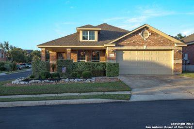 San Antonio Single Family Home New: 2303 Mountain Fall