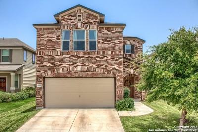 San Antonio Single Family Home New: 4322 Buckhorn Byu