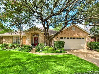 San Antonio Single Family Home New: 1110 Canyon Brook