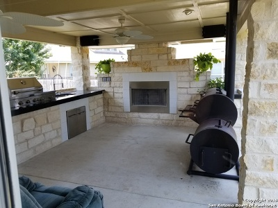 New Braunfels TX Rental For Rent: $1,695