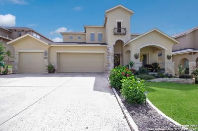 San Antonio Single Family Home New: 23510 Woodlawn Ridge