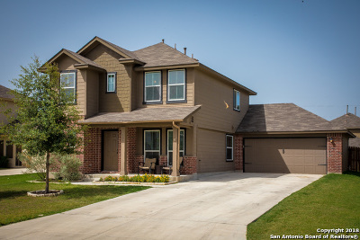 New Braunfels Single Family Home New: 1051 Lilac Wind