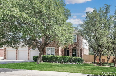 San Antonio Single Family Home New: 522 Belmark Ct