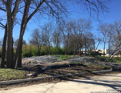 San Antonio Residential Lots & Land Active Option: 124 McKay Ave