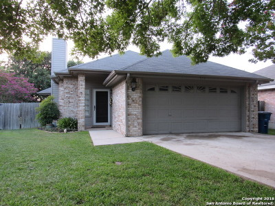 New Braunfels Single Family Home New: 974 Parkdale Dr