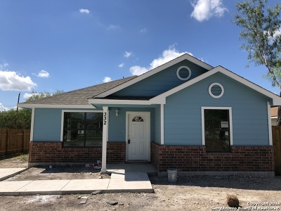 San Antonio Single Family Home Back on Market: 332 Esma St