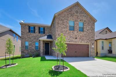 Cibolo Single Family Home New: 412 Landmark Oak