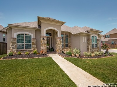 Boerne TX Single Family Home New: $449,900
