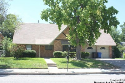 Single Family Home New: 4322 Bloomdale
