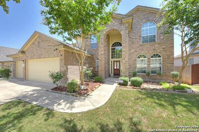 San Antonio Single Family Home New: 12442 Lake Whitney