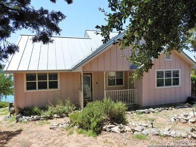 Bandera County Single Family Home New: 172 Jones Beach Dr