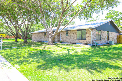 New Braunfels Single Family Home New: 1250 Hollyhock Ln