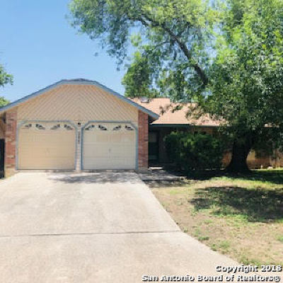 San Antonio Single Family Home New: 9455 Greens Pt