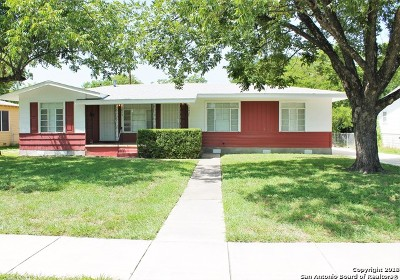 San Antonio Multi Family Home New: 2427 Cincinnati Ave