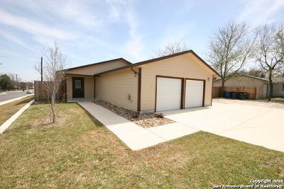 San Antonio Single Family Home New: 12830 Skyline Blvd
