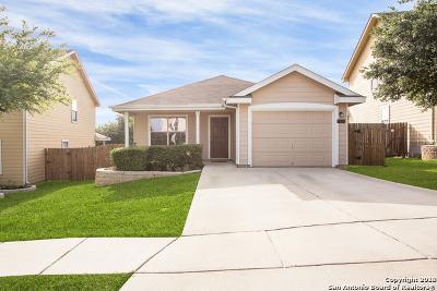 San Antonio Single Family Home New: 7339 Nebula Valley