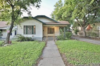 San Antonio Single Family Home New: 527 E Drexel Ave