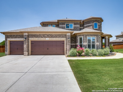 San Marcos Single Family Home For Sale: 3001 Brand Iron Dr
