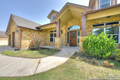 Guadalupe County Single Family Home New: 3347 Harvest Hill Blvd