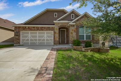 San Antonio Single Family Home New: 13023 Stags Leap