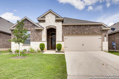 San Antonio Single Family Home New: 22510 Carriage Bush