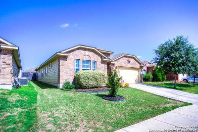 San Antonio Single Family Home New: 8411 White Mulberry