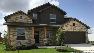 New Braunfels Single Family Home New: 912 Cypress Ml