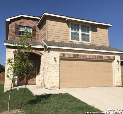 Selma Single Family Home New: 3726 Coyote Creek