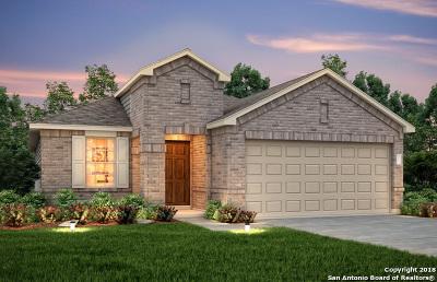 San Antonio Single Family Home New: 9917 Waddie Lane