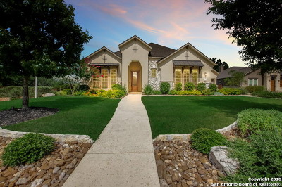 Comal County Single Family Home New: 30203 Setterfeld Circle