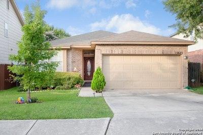 San Antonio Single Family Home New: 13623 Bridgeview
