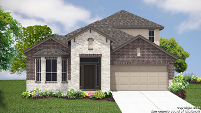 New Braunfels Single Family Home New: 2224 New Castle