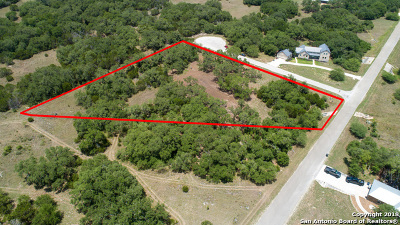 New Braunfels Residential Lots & Land New: 335 Appalachian Trail
