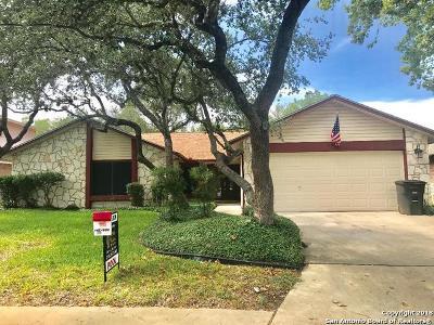 San Antonio Single Family Home New: 6015 Watertown