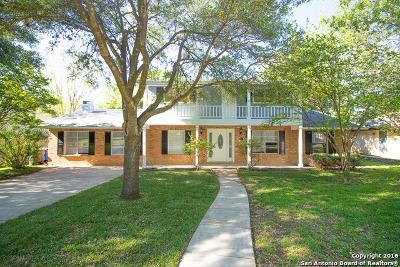 San Antonio Single Family Home New: 935 Fabulous Dr