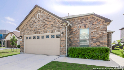 San Antonio Single Family Home New: 8442 Pioneer Fld