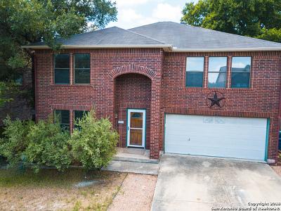 San Antonio Single Family Home New: 9146 Ridge Post