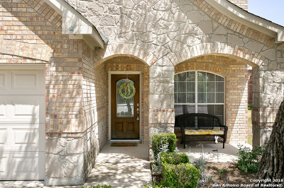 San Antonio Single Family Home New: 12934 Palatine Hill