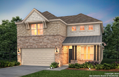 Boerne TX Single Family Home New: $312,371
